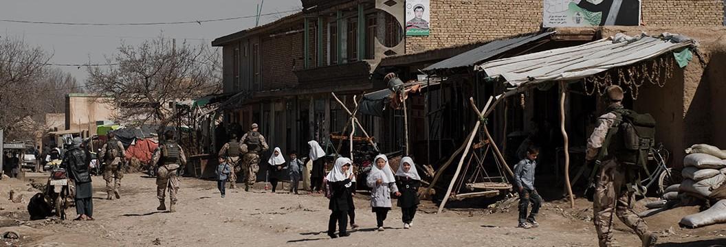 Inte lampligt avvisa manniskor till irak