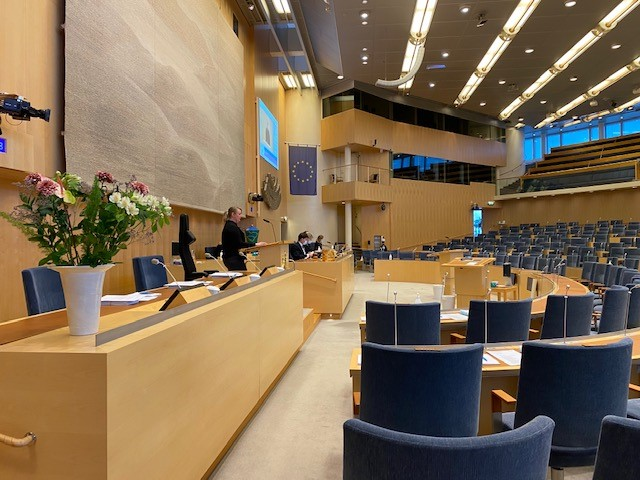 riksdagstal
